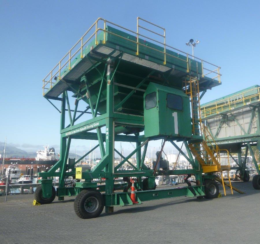 Port hopper engineering project
