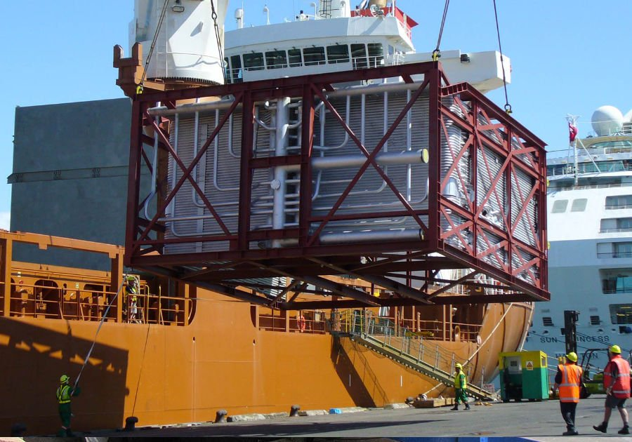 project management of large industrail equipment